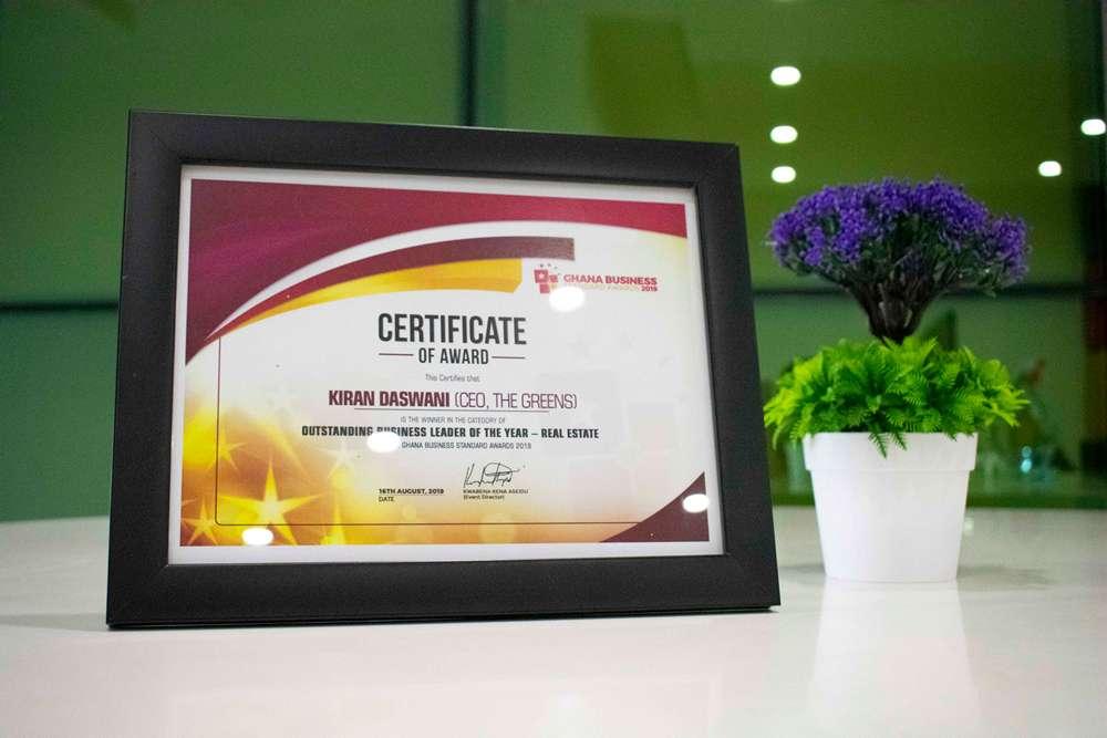 kiran certificate