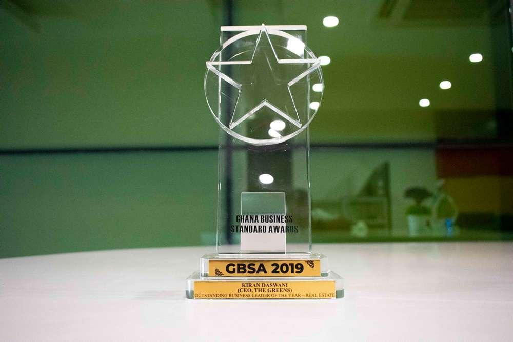 kiran csba award